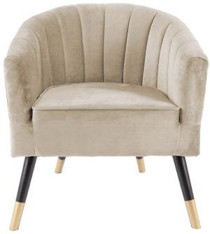 Chair Royal - Sand brown Leitmotiv Woonaccessoire LM1851SB