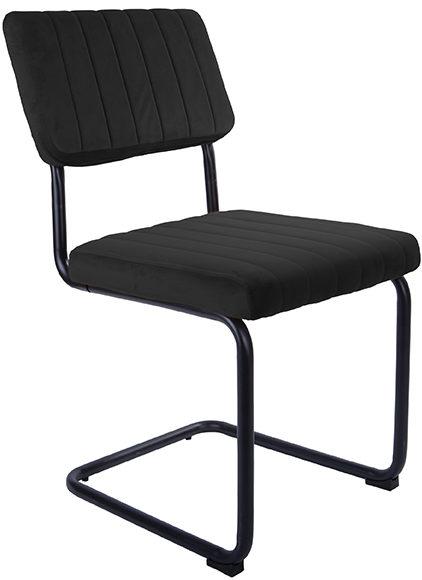 Dining Chair Keen - Black Leitmotiv Woonaccessoire LM1933BK