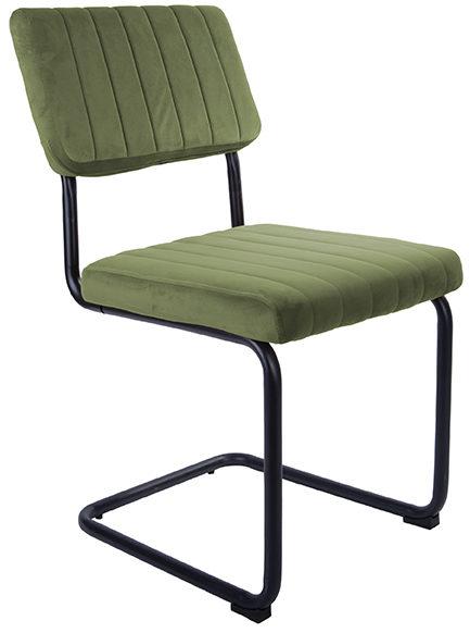Dining Chair Keen - Moss green Leitmotiv Woonaccessoire LM1933GR