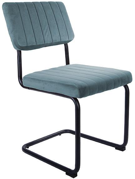 Dining Chair Keen - Sky blue Leitmotiv Woonaccessoire LM1933BL