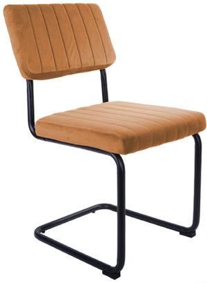 Dining Chair Keen - Terracotta orange Leitmotiv Woonaccessoire LM1933OR