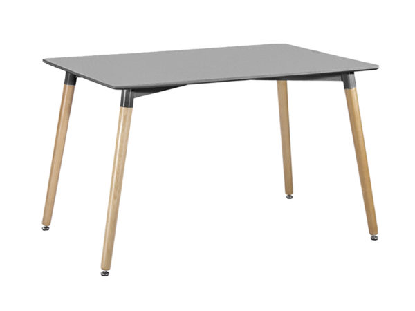 Dining Table Elementary - Dark grey Leitmotiv Woonaccessoire LM1839GY