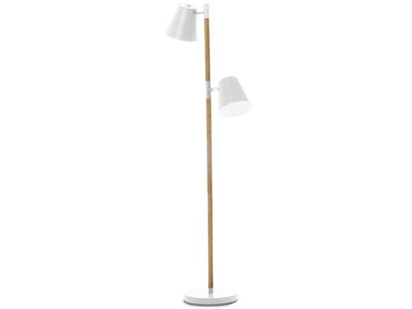 Floor Lamp Rubi - White Leitmotiv Woonaccessoire LM924