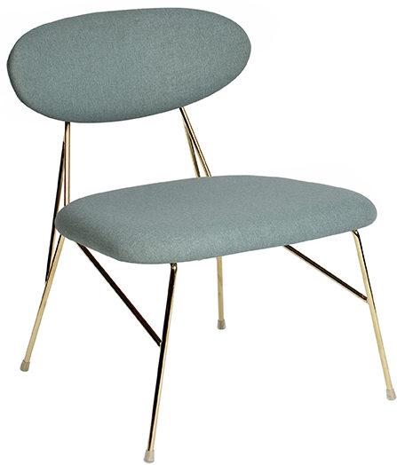 Loung Chair Queen - Green Leitmotiv Woonaccessoire LM1916GR