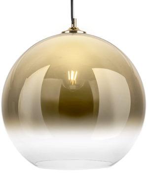 Pendant Lamp Bubble - Gold Leitmotiv Woonaccessoire LM1969GD