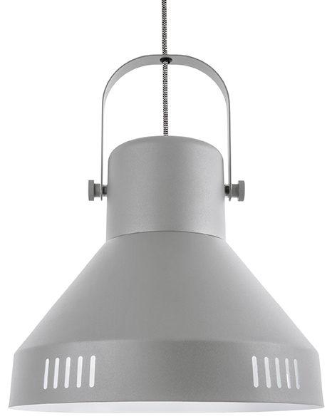 Pendant Lamp Tuned - Mouse grey Leitmotiv Woonaccessoire LM1911GY