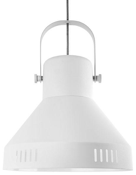 Pendant Lamp Tuned - White Leitmotiv Woonaccessoire LM1911WH