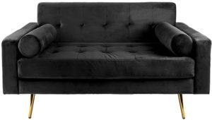 Sofa Embrace - Black Leitmotiv Woonaccessoire LM1956BK