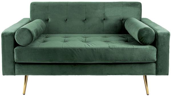 Sofa Embrace - Dark green Leitmotiv Woonaccessoire LM1956GR
