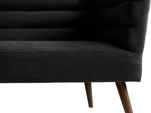Sofa Explicit - Black Leitmotiv Woonaccessoire LM1930BK