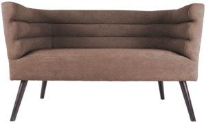 Sofa Explicit - Chocolate brown Leitmotiv Woonaccessoire LM1930DB