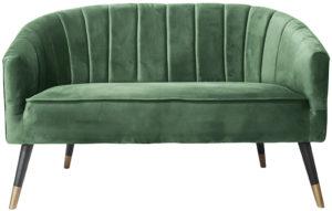 Sofa Royal - Dark green Leitmotiv Woonaccessoire LM1852GR