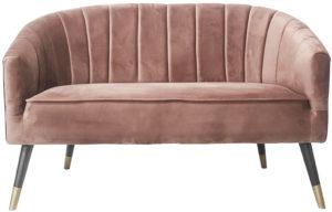 Sofa Royal - Faded pink Leitmotiv Woonaccessoire LM1852PI