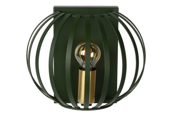 Manuela wandlamp - groen Lucide Wandlamp 78274/01/33