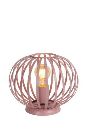 Merlina tafellamp - roze Lucide Tafellamp 78593/25/66
