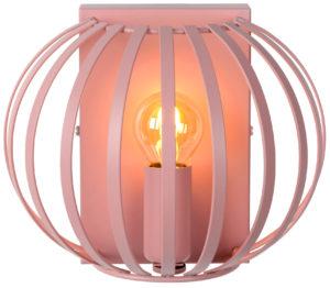Merlina wandlamp - roze Lucide Wandlamp 78293/01/66