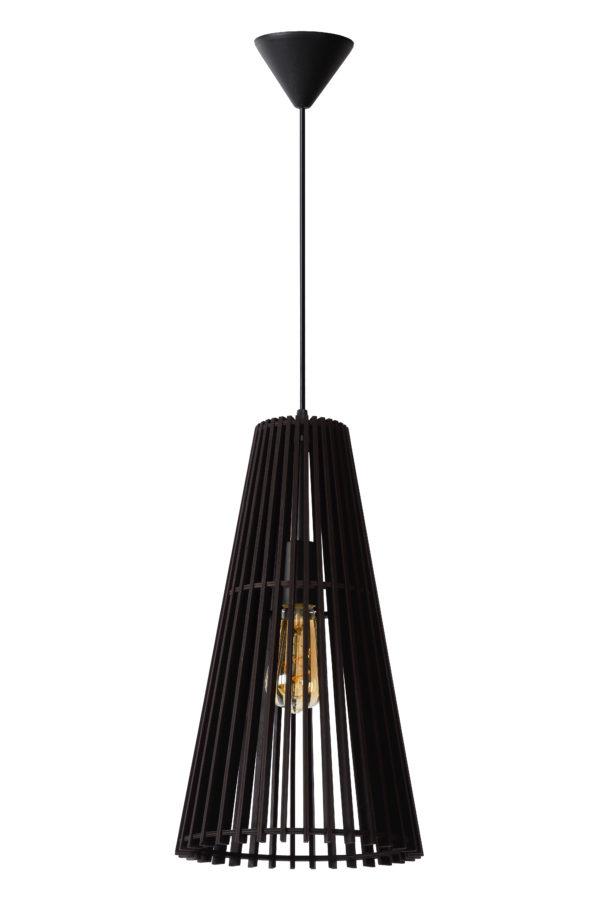 Noralie hanglamp - zwart Lucide Hanglamp 46409/01/30