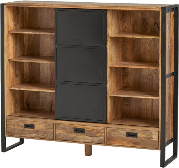 Highboard 160 - Slider Collection Nijwie Buffetkast SLD.CB.0005