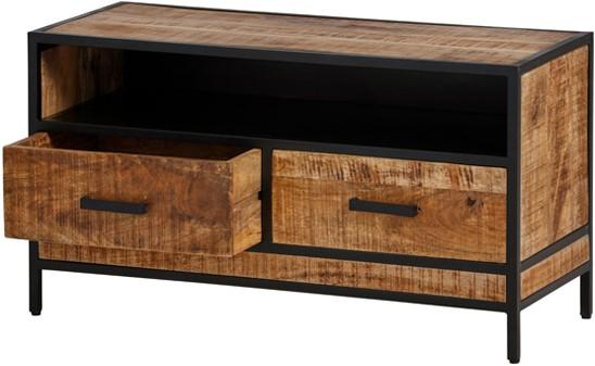 Tv dressoir 100 - Popular Mango Collection Nijwie Dressoir PMC.TV.0002