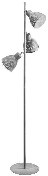 Pronto Wonen Vloerlamp Copparo grijs  Lamp