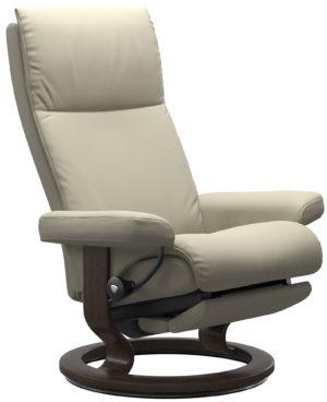Stressless Aura Classic Power Leg Stressless Relaxfauteuil 134370509415111
