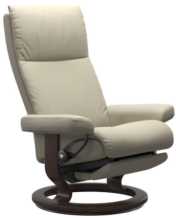 Stressless Aura Classic Power Leg & Back Stressless Relaxfauteuil 134370609415111