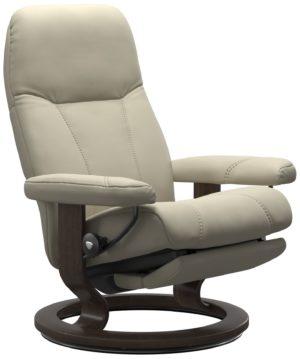 Stressless Consul Classic Power Leg Stressless Relaxfauteuil 100570509415110