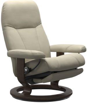 Stressless Consul Classic Power Leg & Back Stressless Relaxfauteuil 100570609415110