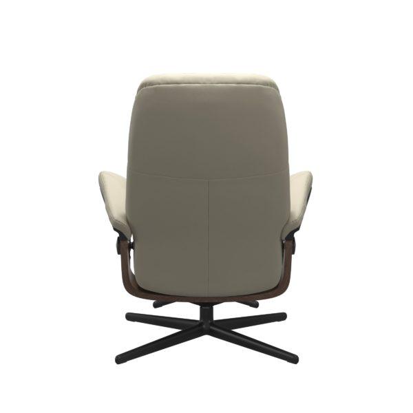 Stressless Consul Cross fauteuil met voetenbank Stressless Relaxfauteuil 1005317094154506