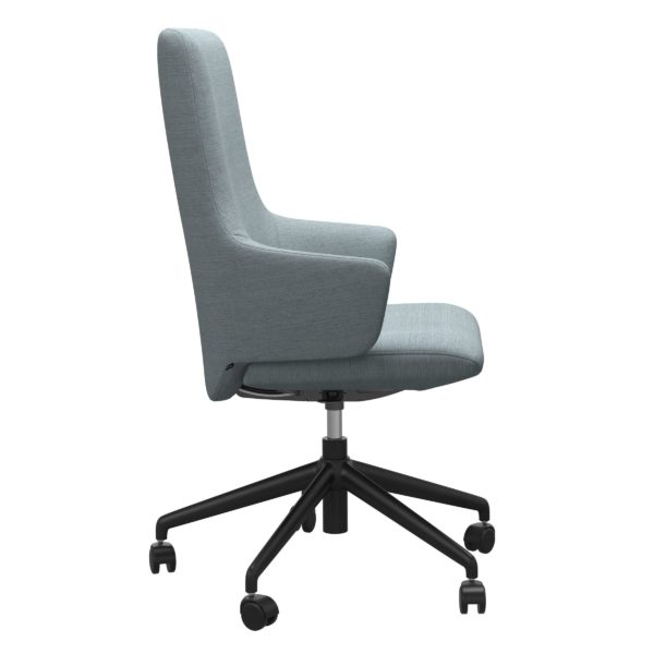 Stressless Laurel bureaustoel hoog met armleuning Stressless Bureaustoel 18437705917145