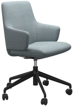 Stressless Laurel bureaustoel laag met armleuning Stressless Bureaustoel 18427705917145