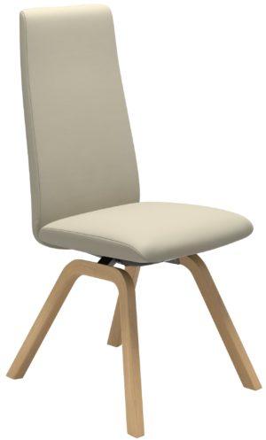 Stressless Laurel stoel hoog D200 Stressless Eetkamerstoel 18417610941533