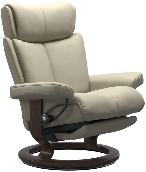 Stressless Magic Classic Power Leg Stressless Relaxfauteuil 114470509415110