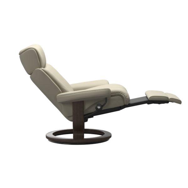 Stressless Magic Classic Power Leg & Back Stressless Relaxfauteuil 114470609415110