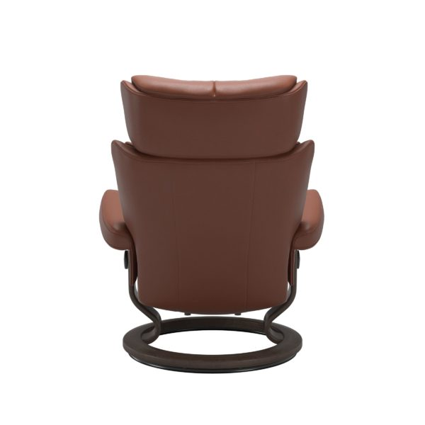 Stressless Magic Classic fauteuil met voetenbank Stressless Relaxfauteuil 11440150963411