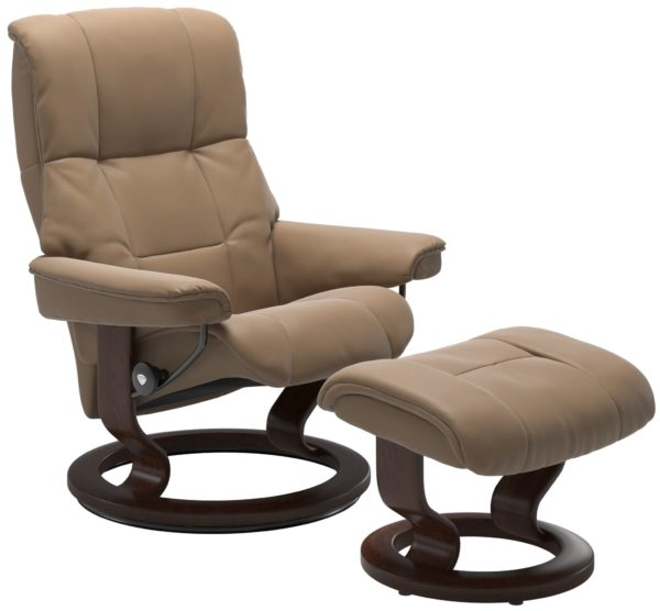 Stressless Mayfair Classic fauteuil met voetenbank Stressless Relaxfauteuil 17310150944303