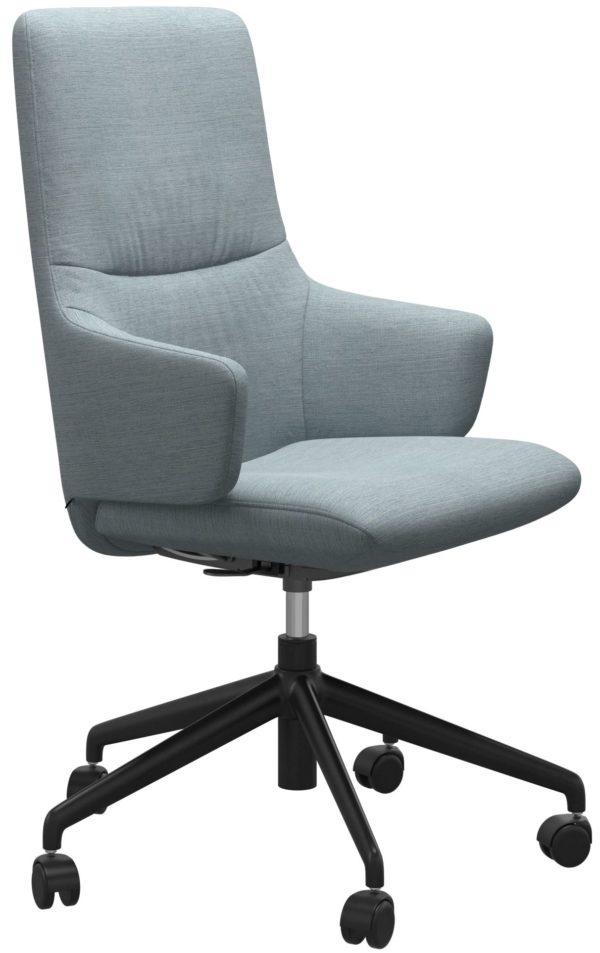 Stressless Mint bureaustoel hoog met armleuning Stressless Bureaustoel 18597705917145