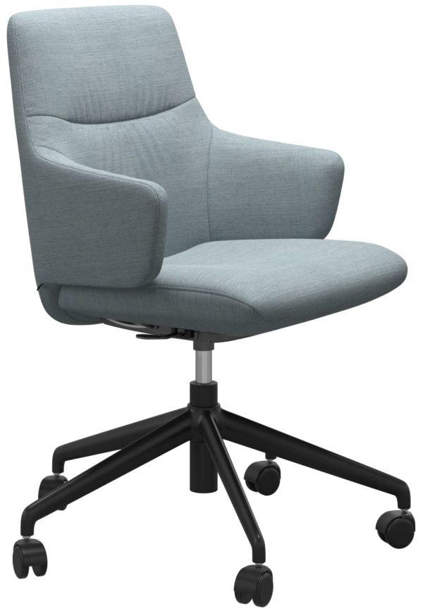Stressless Mint bureaustoel laag met armleuning Stressless Bureaustoel 18587705917145