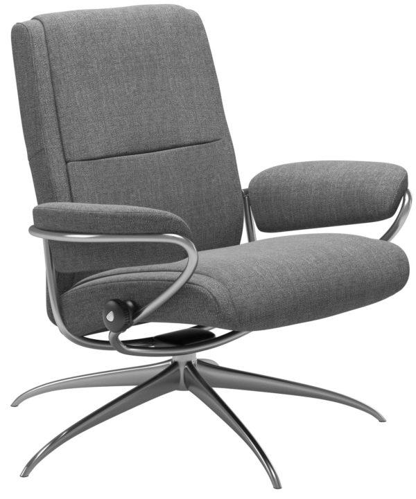 Stressless Paris Star laag fauteuil Stressless Relaxfauteuil 13373405901240