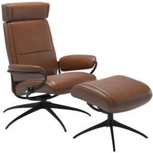 Stressless Paris fauteuil - verstelbare hoofdsteun Stressless Relaxfauteuil 13483450970845