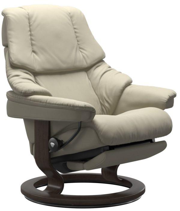 Stressless Reno Classic Power Leg & Back Stressless Relaxfauteuil 116970609415110