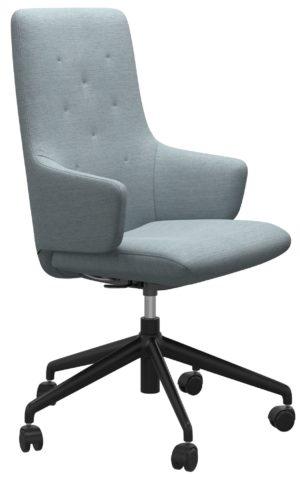 Stressless Rosemary bureaustoel hoog met armleuning Stressless Bureaustoel 18477705917145