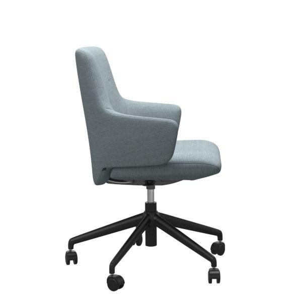 Stressless Rosemary bureaustoel laag met armleuning Stressless Bureaustoel 18467705917145