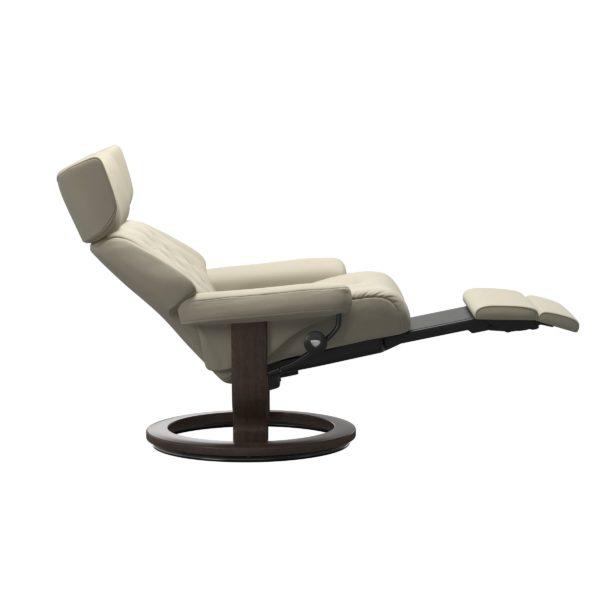 Stressless Skyline Classic Power Leg & Back Stressless Relaxfauteuil 130570609415110