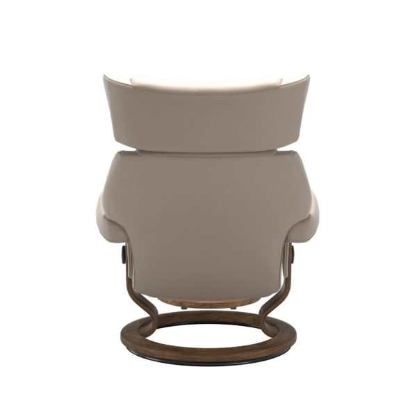 Stressless Skyline Classic fauteuil met voetenbank Stressless Relaxfauteuil 13050150910202