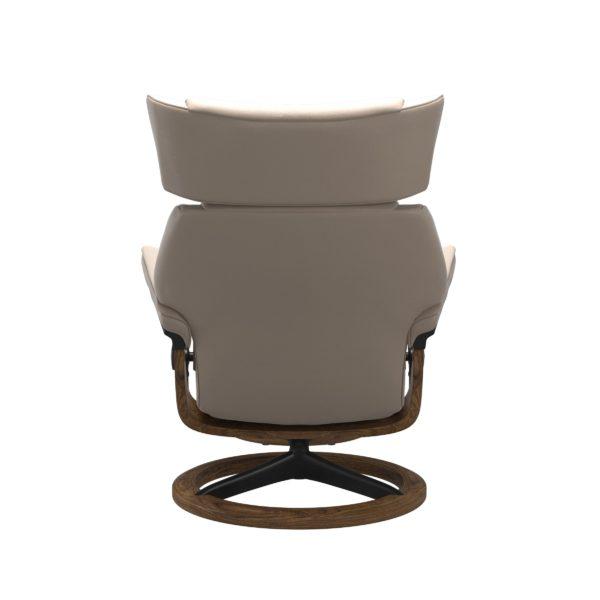 Stressless Skyline Signature fauteuil met voetenbank Stressless Relaxfauteuil 1305315091024502