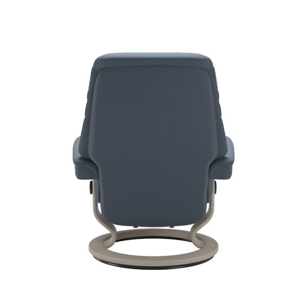 Stressless Sunrise Classic fauteuil met voetenbank Stressless Relaxfauteuil 12370150947112