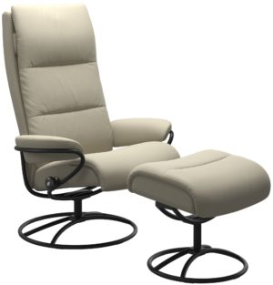 Stressless Tokyo Original hoog fauteuil met voetenbank Stressless Relaxfauteuil 13533650941545