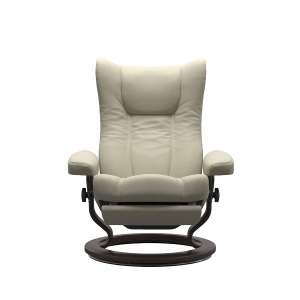 Stressless Wing Classic Power Leg Stressless Relaxfauteuil 116170509415110