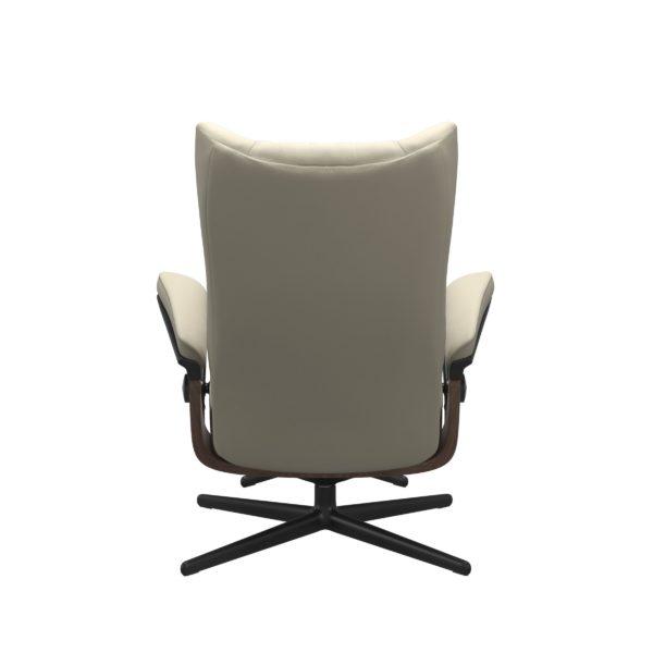 Stressless Wing Cross fauteuil met voetenbank Stressless Relaxfauteuil 1161317094154506
